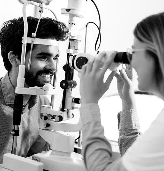 eye check up