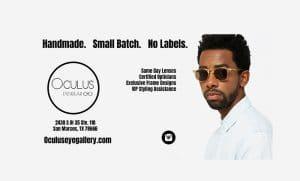 Oculus Eyewear marketing