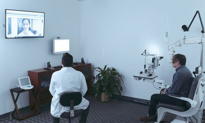 DigitalOptometrics Comprehensive in-office teleoptometry platform.