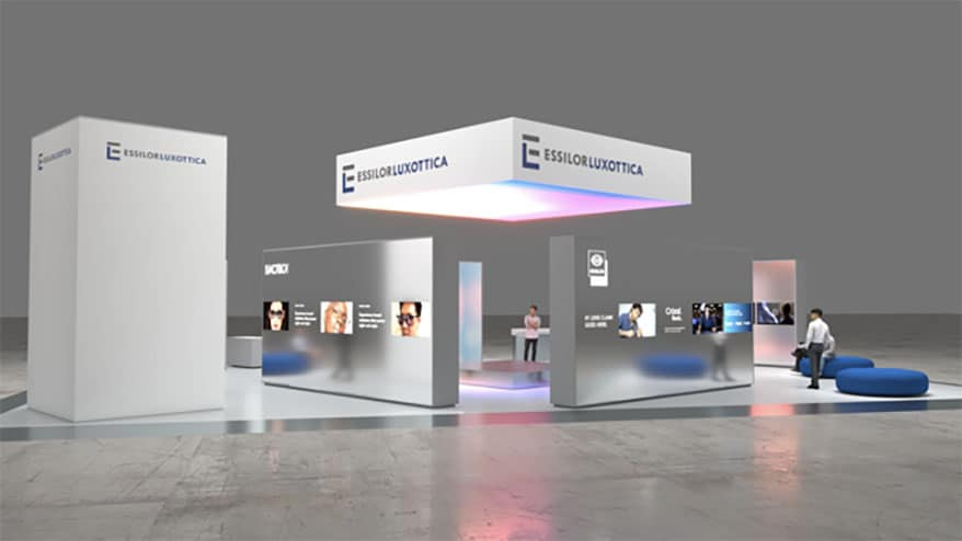 EssilorLuxottica Makes First Appearance at Vision Expo East