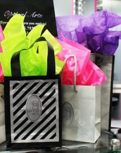 Optical Arts Gift Bags