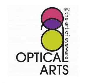 Optical Arts' logo.