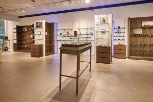 Huxley Optical interior