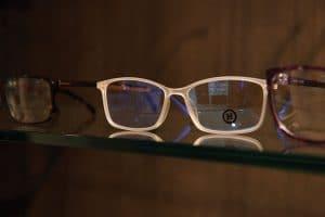 Huxley Optical eyewear display
