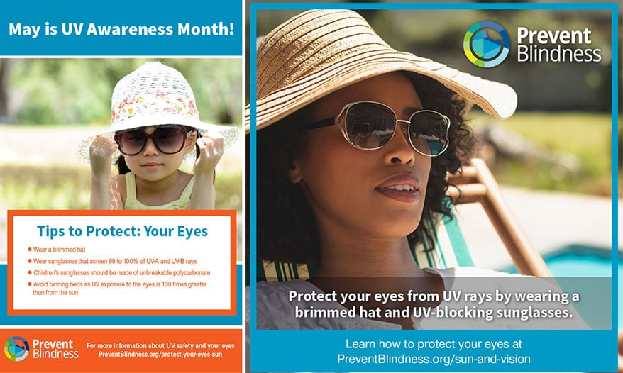 Prevent Blindness Declares May as UV Awareness Month
