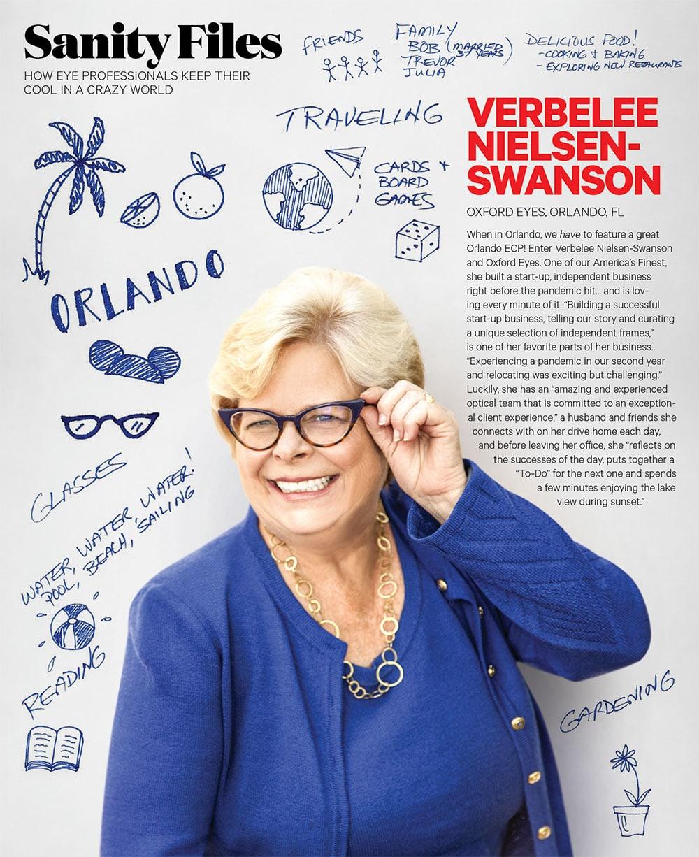 Verbelee-Nielsen-Swanson