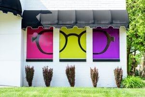 Optical Arts exterior