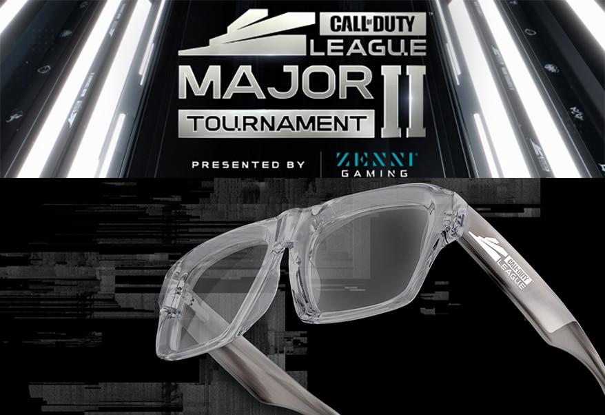 Call of Duty League Designates Zenni as Official Eyewear