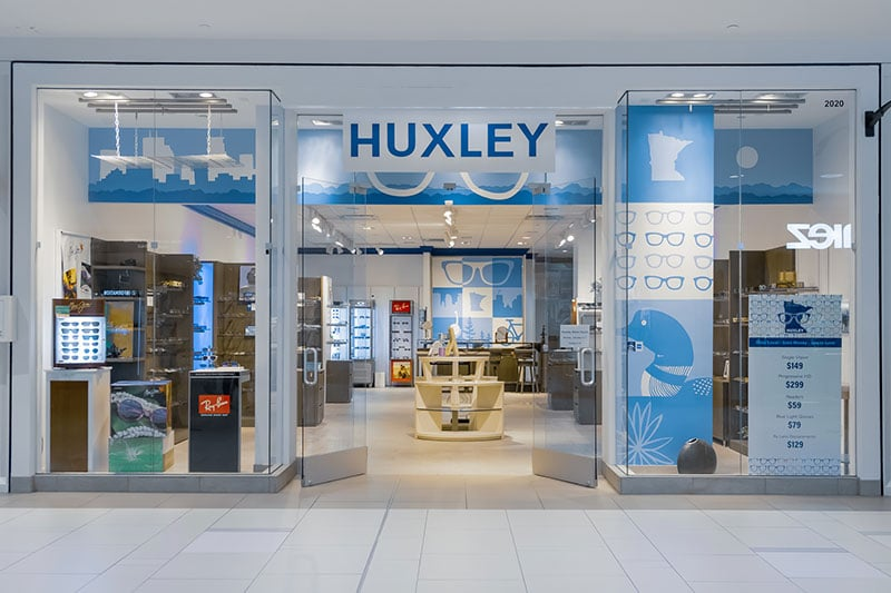 11 Images That Show Why Huxley Optical in Minnetonka, MN, Was Named One of America's Finest Optical Retailers.