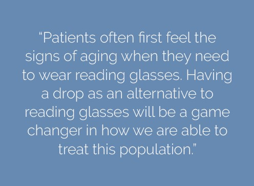 A 21st Century Solution for Presbyopia