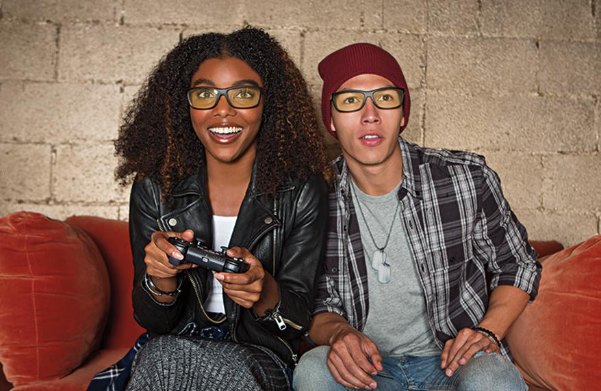 Foster Grant Eye.Gear Gamer Glasses