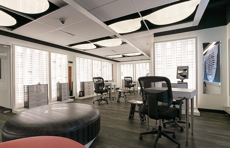 Western Reserve Vision Care interior
