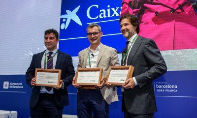 El Cercle d'Economia Grants David Pellicer, CEO and Founder of Etnia Barcelona, the José Manuel Lara Award