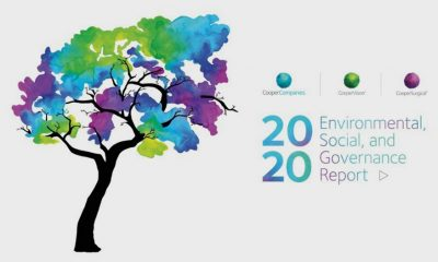 CooperCompanies Releases 2020 Environmental, Social, and Governance Report