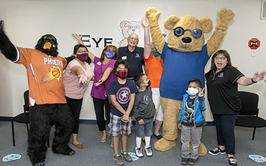 EyeCare4Kids Utah Nonprofit Appears in the Costco Connection June 2021 Issue and Opens Arizona Clinic