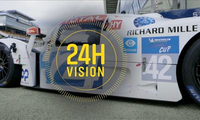 Essilor, New Official Partner of 24 Hours of Le Mans and Missionh24