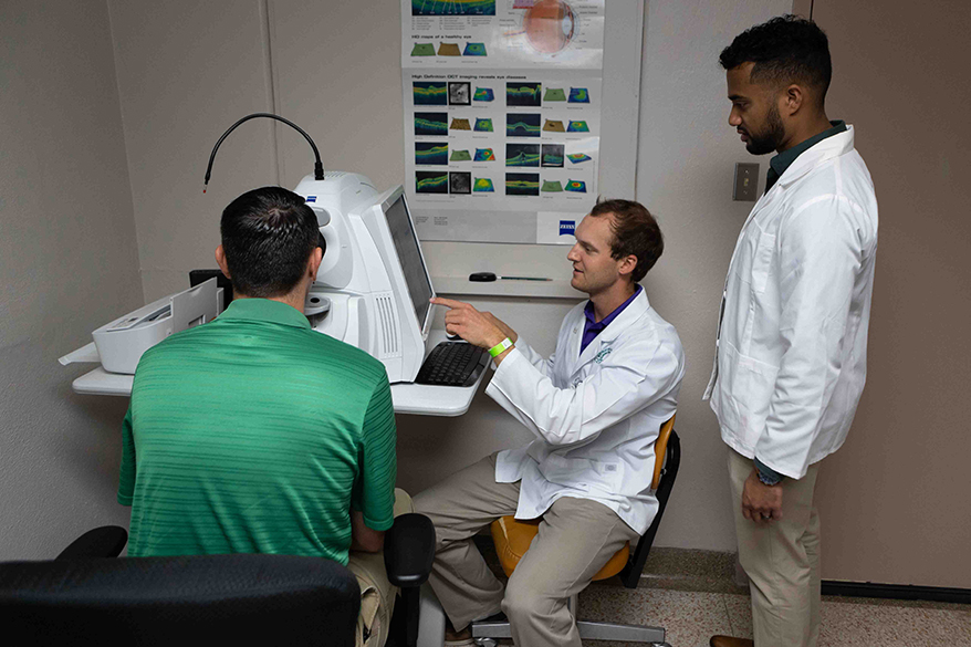 Northeastern State University Oklahoma College of Optometry Residency Programs are Among the Best In the Nation