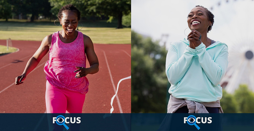 Olympian Gail Devers Shares Her Journey for Graves' Disease Awareness Month