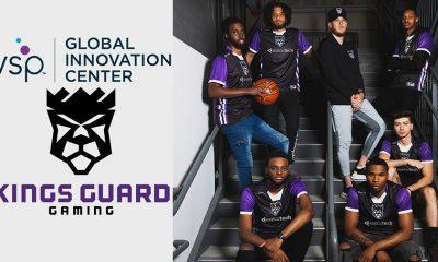 Kings Guard Gaming and VSP Global Innovation Center Establish Partnership