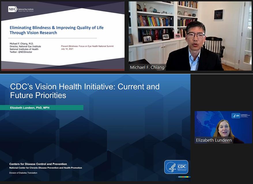 Prevent Blindness Holds 'Focus on Eye Health' National Summit