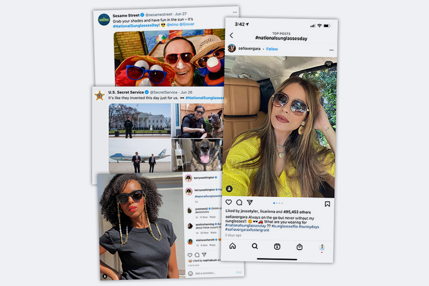 National Sunglasses Day 2021 Campaign Yielded 1.1M Impressions, Vision Council Reports