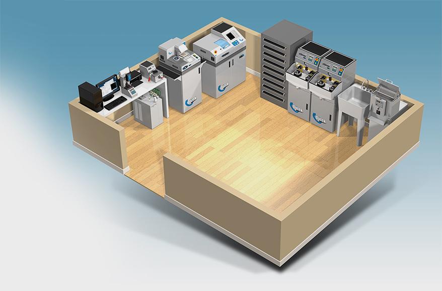 Optek International Oasis MAX Surfacing System