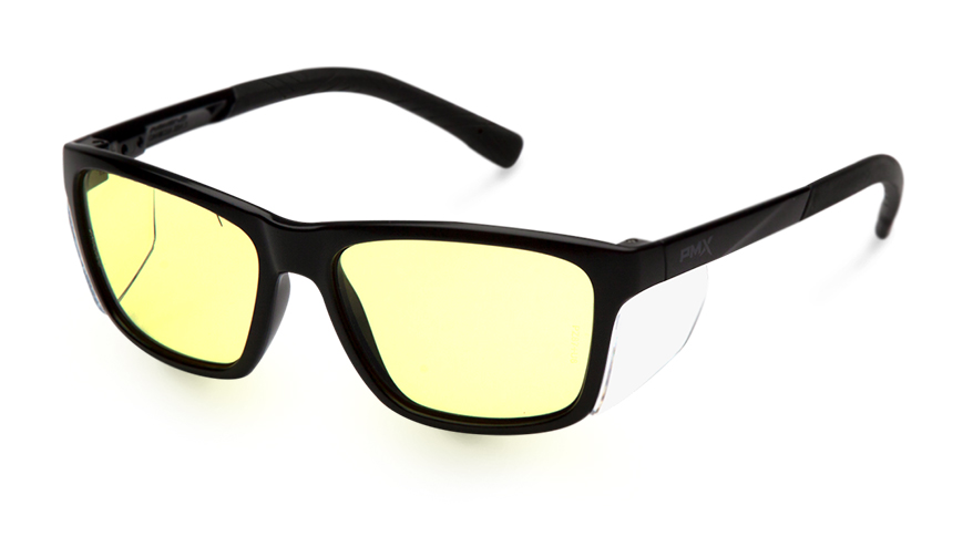 PYRAMEX's lightweight Conaire safety glasses