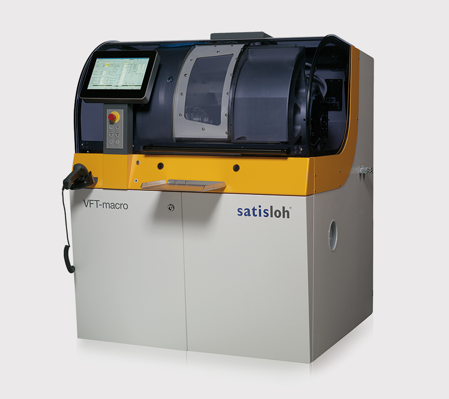 Satisloh VFT-macro generator