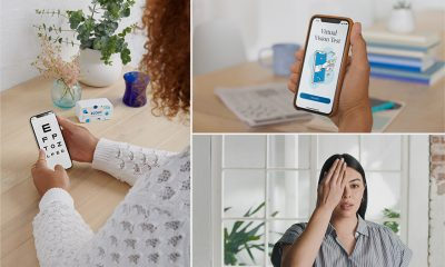 Warby Parker Rolls Out 'Virtual Vision Test' App