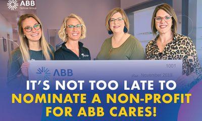ABB Optical Group Relaunches Annual ABB Cares Program
