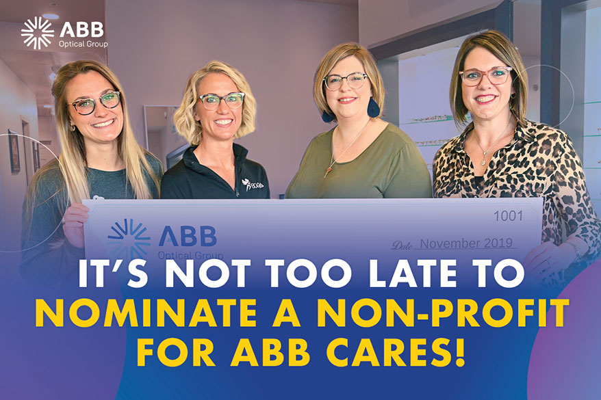 Applications Open for ABB Cares Program