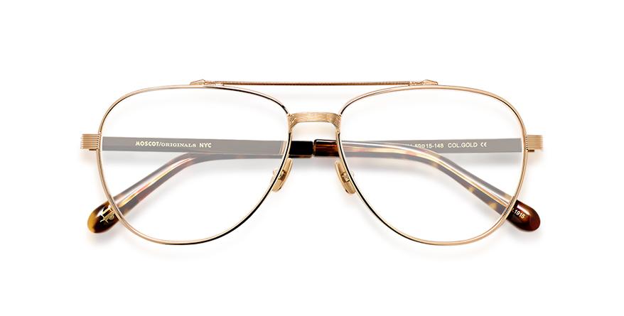 Moscot eyeglasses