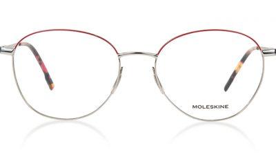 Moleskin eyeglasses