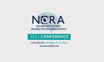 Registration Now Open For Neuro-Optometric Rehabilitation Association  2021 Online Conference