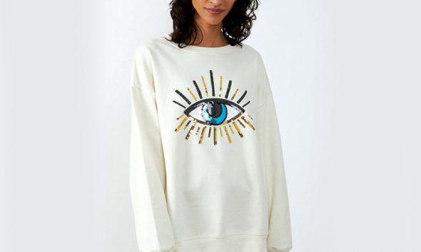 Alexa oversized sweatshirt from SOUTH PARADE