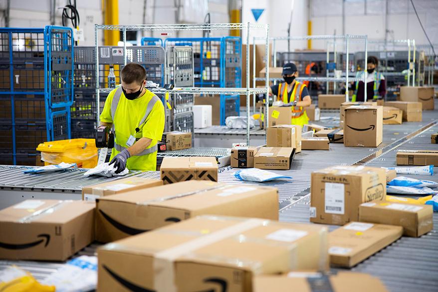 Amazon Hiring 125,000 Fulfillment, Transportation Workers