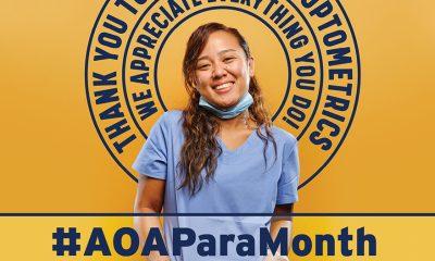 AOA Paraoptometric Awareness Month