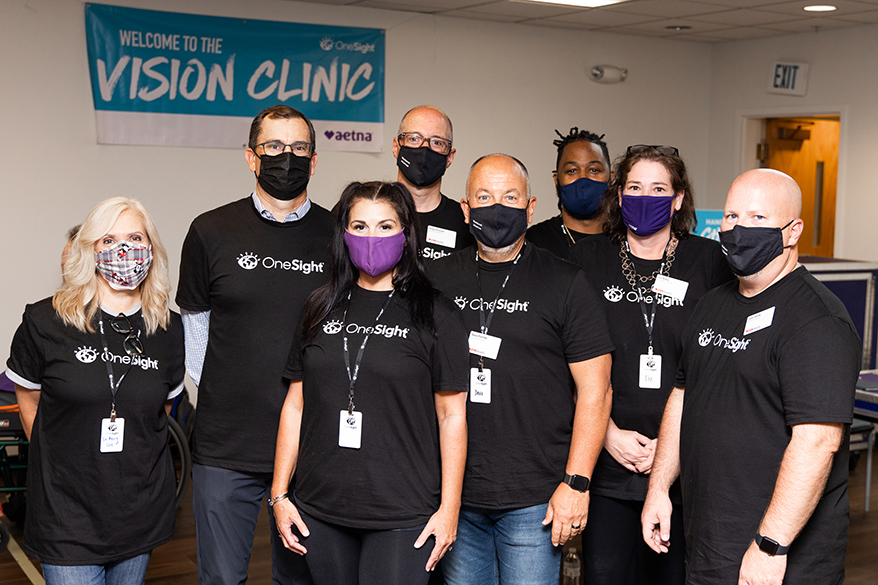 OneSight & Aetna See 96% Need Rate at Pittsburgh Vision Clinic