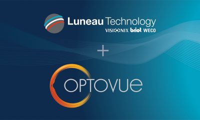 Luneau Technology and Optovue Merge to Offer a Complete Suite of Advanced Visual Health Solutions to ECPs