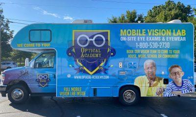 Mobile Vision Lab Fleet