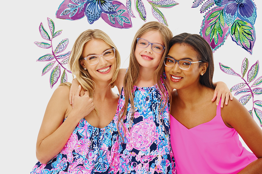 Kenmark Eyewear Renews License with Lilly Pulitzer