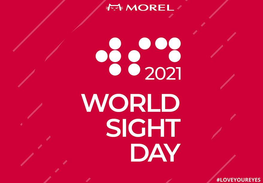 Morel Participates In World Sight Day