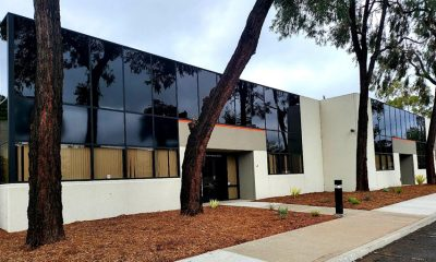 Innovega's new facility provides four times the space for its laboratory and offices.