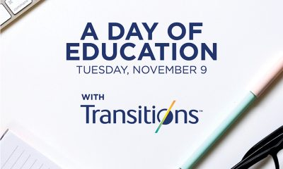 Transitions Optical Hosts A Day of Education in November